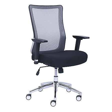 Wellness By Design Mesh Task Chair Supports Up To 275 Lbs Sam S Club