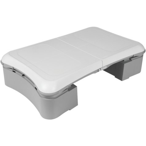 CTA White Aerobic Step for the Wii Fit Balance Board™