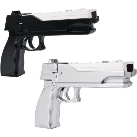 CTA Magnum Laser Gun Combo Pack for the Wii