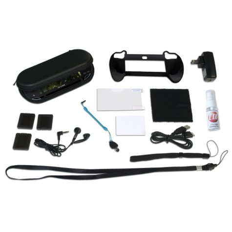 CTA 15-in-1 Travel Kit for the PS Vita