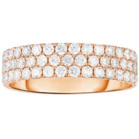 1 CT. T.W. Diamond Ring in 14 Karat Gold