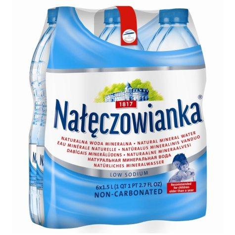 Naleczowianka Bottled Water (1.51L, 6 pk.)