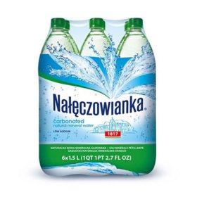 Naleczowianka Mineral Water (1.5L / 6pk)