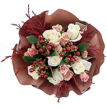 Cranberry Bouquet (6 bouquets)