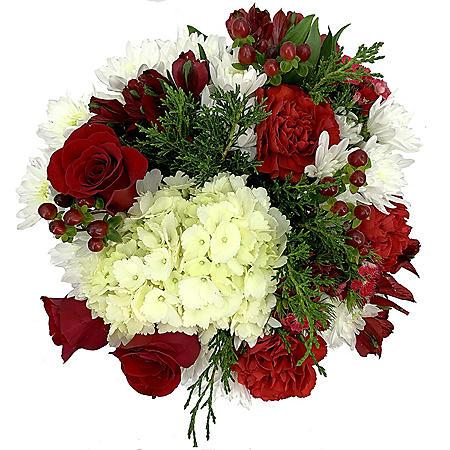 Tinsel Bouquet (4 bouquets)