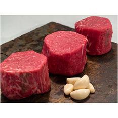 Grass Fed Organic Filet Steak (6 oz. each, 8 pk.)