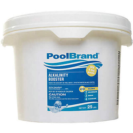 PoolBrand® Alkalinity Increaser - 25lbs