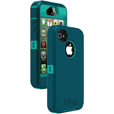 iphone 4s otterbox otterbox defender series for iphone 4 4s teal sam 10922