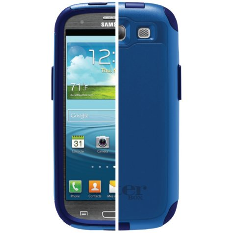 Otterbox Commuter Series Case for Samsung Galaxy S lll - Night Sky