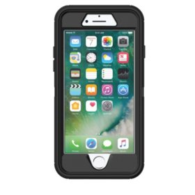 OtterBox Defender Series Case for iPhone 7/8 - Black