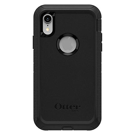 OtterBox Defender Series Case for iPhone XR - Black