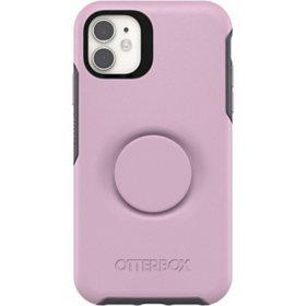 OtterBox Otter + Pop Symmetry Series Case for iPhone 11, Mauveolous