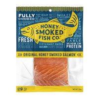 Honey Smoked Salmon, Original Flavor (12 oz.)