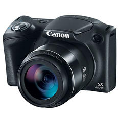 Canon PowerShot SX420 IS Digital Camera Bundle with 20.5MP, 42x Optical Zoom, Camera Bag, and  8GB SDHC Card