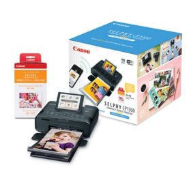 Canon CP1300 Sam's Club Bundle