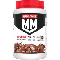 Muscle Milk Genuine Protein Powder, Chocolate (39.5 oz.)