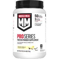 Muscle Milk Pro Series Protein Powder Supplement, Intense Vanilla (40.7 oz.)