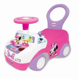 Kiddieland Disney Lights and Sounds Activity Ride-On - Assorted Styles