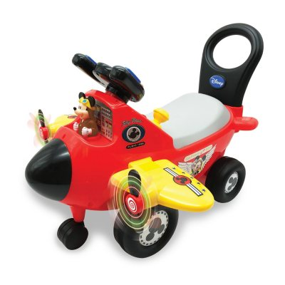 Baby Ride On Toys For Toddler Boys Riding Wheels Mickey 1 2 3 Yr Old Airplane