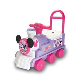 Minnie & Mickie Activity Ride-On - Assorted Styles