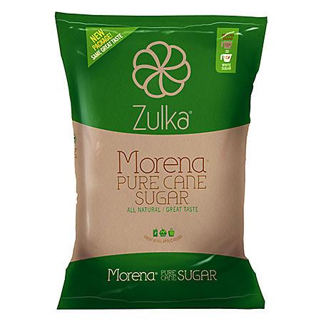 Zulka Pure Cane Sugar (10 lbs.)