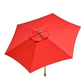 Doppler 8.5-Ft. Market Umbrella by DestinationGear, Assorted Colors