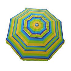 DestinationGear 7' Beach Umbrella, Lemon and Lime