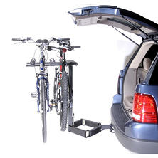 HitchMate glideAWAY - 4 Bike Carrier