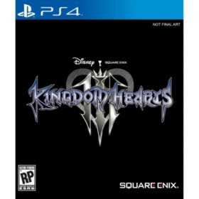 Kingdom Hearts III (PS4)