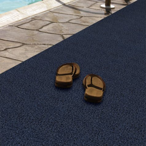 Pool & Spa Mat - 3' x 5' - Navy