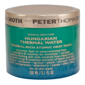 Peter Thomas Roth Hungarian Thermal Water Mineral-Rich Atomic Heat Mask (5.1 fl. oz.)