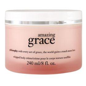 Philosophy Amazing Grace Whipped Body Creme (8 oz.)