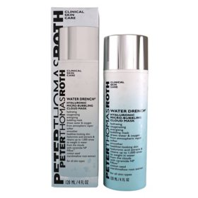 Peter Thomas Roth Water Drench Hyaluronic Micro-Bubbling Cloud Mask (4 fl. oz.)