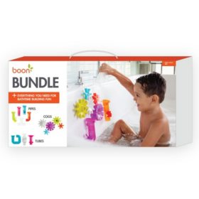 Boon Building Bath Toy Bundle Set (13 pieces)
