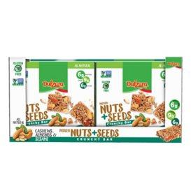 Dulzura Mixed Nuts + Seeds Crunchy Bars (16 pk.)