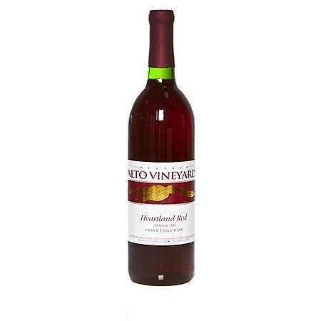 Alto Heartland Red (750 ml)