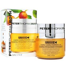 Peter Thomas Roth Camu Camu Power C × 30 Vitamin C Brightening Face Moisturizer (1.7 oz.)