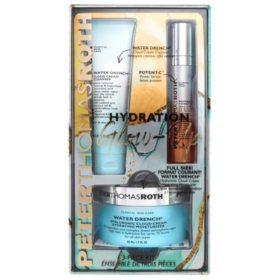 Peter Thomas Roth Hydration 3-Piece Glow-Up Kit