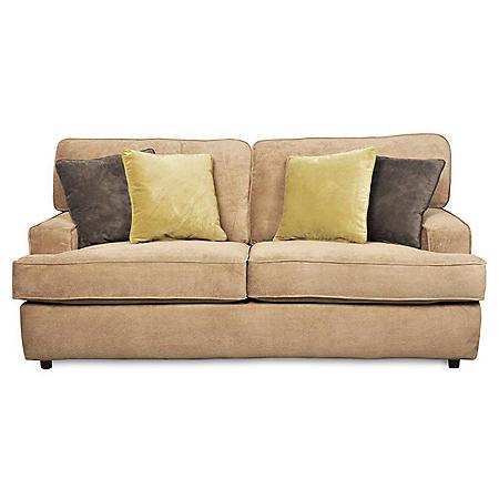 Strange Grayson Full Size Sleeper Sofa Sams Club Home Interior And Landscaping Sapresignezvosmurscom