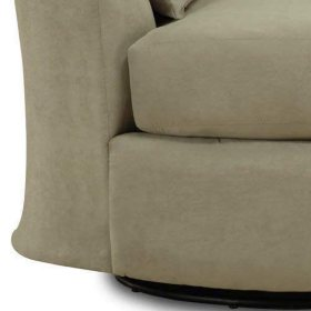 Incredible Oxford Microfiber Swivel Chair Mist Sams Club Pdpeps Interior Chair Design Pdpepsorg
