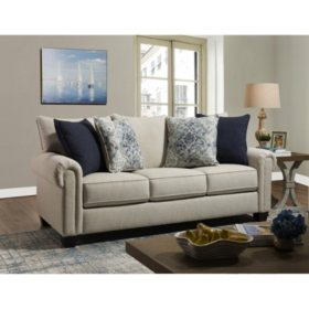 Taylor Upholstered Stationary Sofa