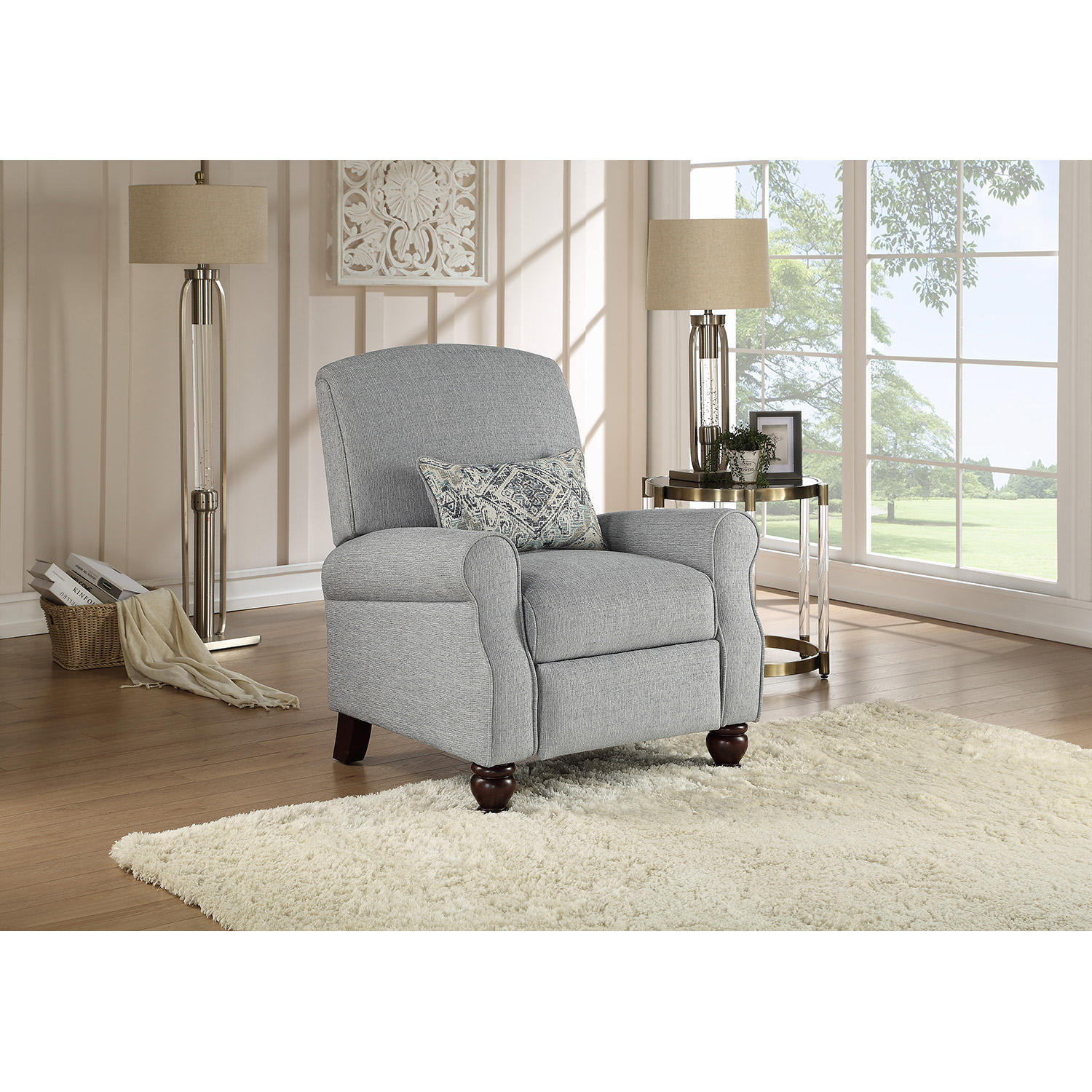 Albany Industries Harper Pushback Recliner