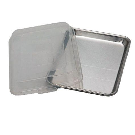 Artisan Metal Works 1/4 Size Aluminum Sheet Pan with Cover