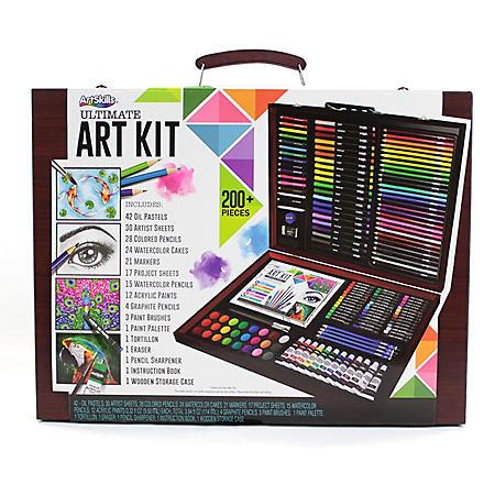 ArtSkills Ultimate Art Case, 200 Pieces