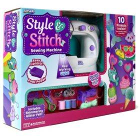 ArtSkills Style & Stitch Sewing Machine