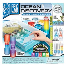 ArtSkills Epic Lab Ocean Discovery STEM Water Science Kit
