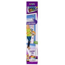 ArtSkills Door Easel Art Kit with Paper, Markers and More