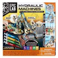 ArtSkills Epic Lab Hydraulic Machines STEM Fluid Science Kit