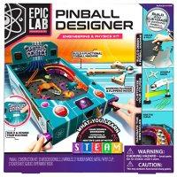 ArtSkills Epic Lab Pinball Designer STEM Engineering Kit