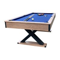 Excalibur 7' Pool Table - Driftwood Finish